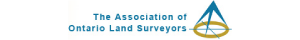 The Association of Ontario Land Surveyors